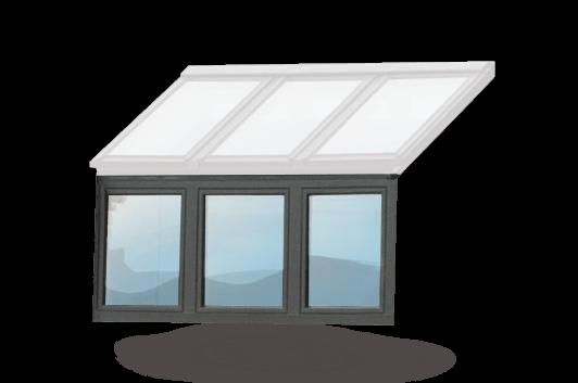 Okna kolankowe VBL