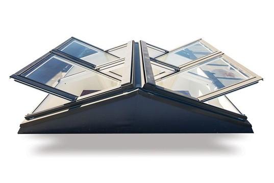 System Apex na płaski dach