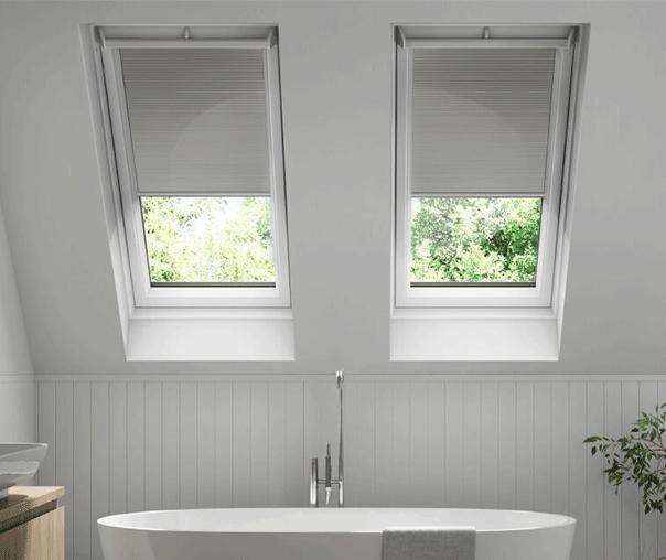 Okna dachowe z PVC