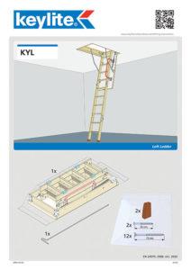 Instrukcja montażu schodów strychowych