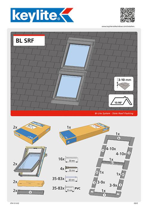Instrukcja montażu BL-SRF
