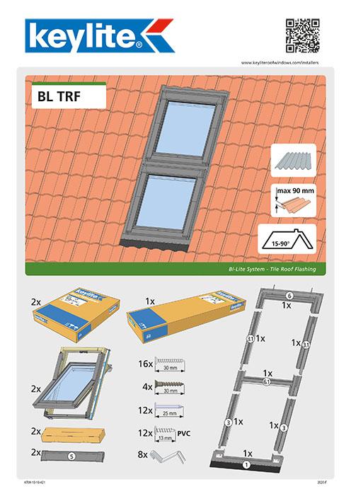 Instrukcja montażu BL-TRF