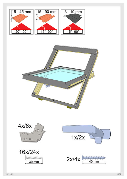 Instrukcja montażu BW