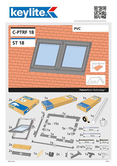 Instrukcja montażu CPTRF 18