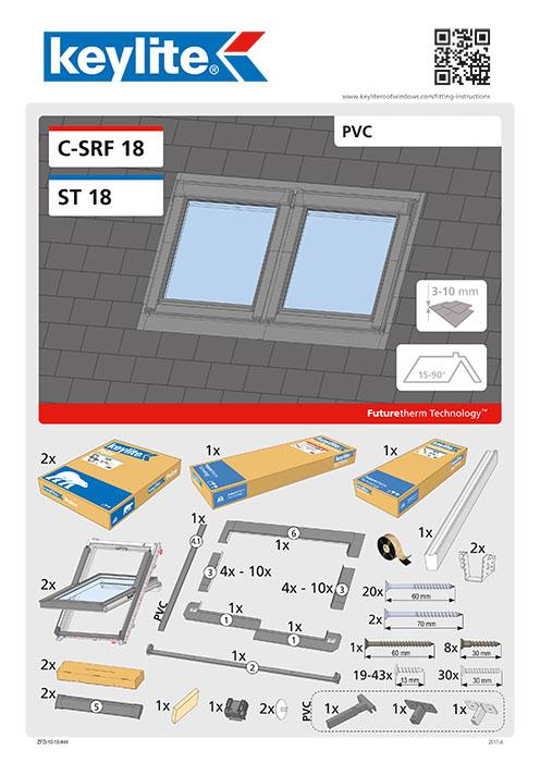 Instrukcja montażu CSRF 18