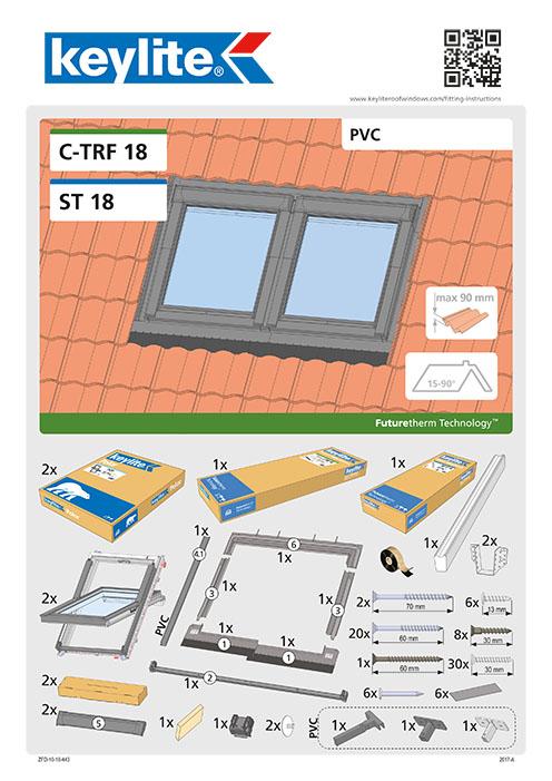 Instrukcja montażu CTRF 18