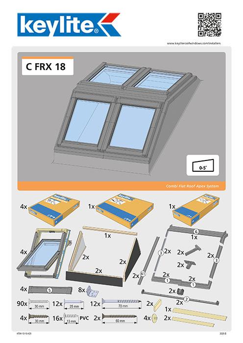 Instrukcja montażu CFRX