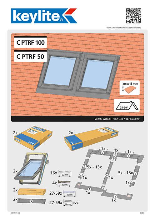 Instrukcja montażu CPTRF 100 50