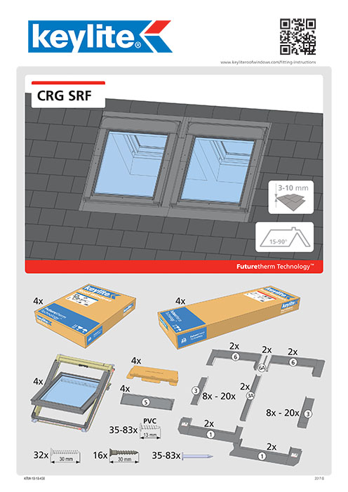 Instrukcja montażu CRG-SRF