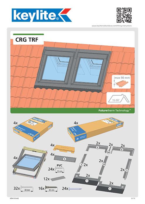 Instrukcja montażu CRG-TRF