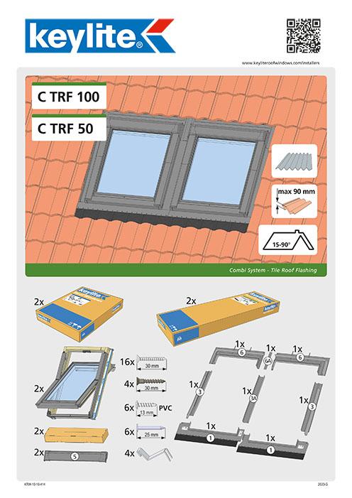 Instrukcja montażu CTRF 100 50