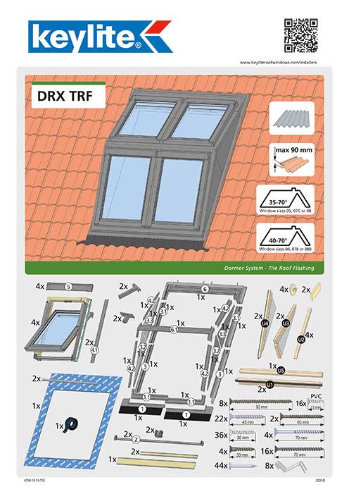 Instrukcja montażu DRX-TRF