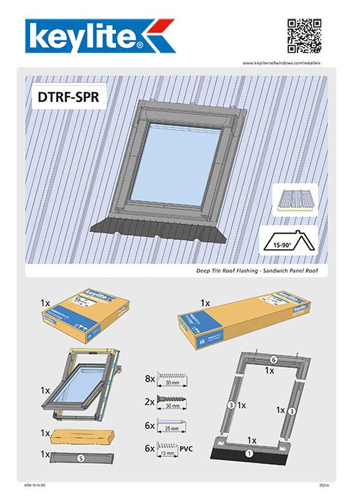 Instrukcja montażu DTRF-SPR