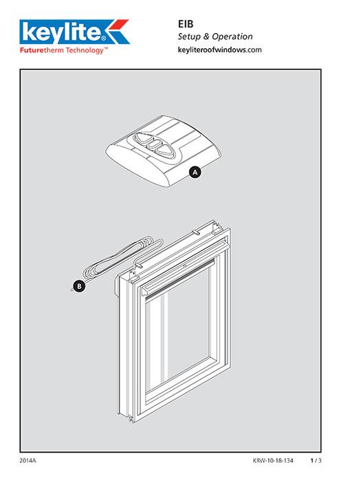 Instrukcja montażu EIB