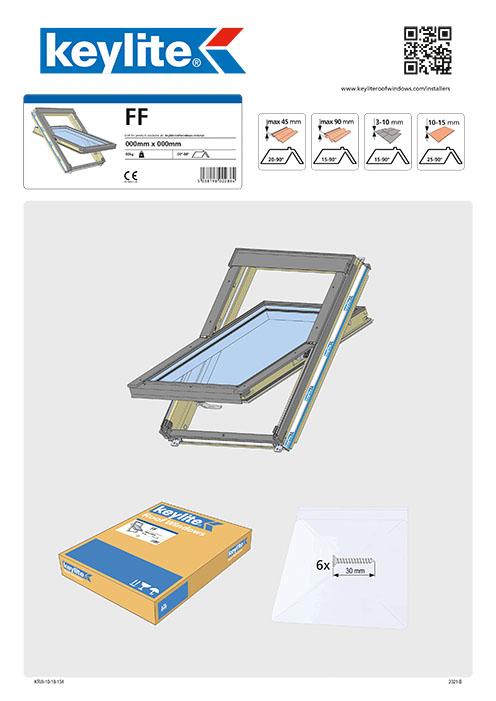 Instrukcja montażu okna FF