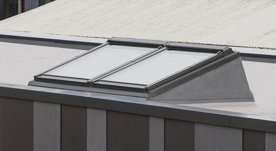 System do dachów płaskich Combi