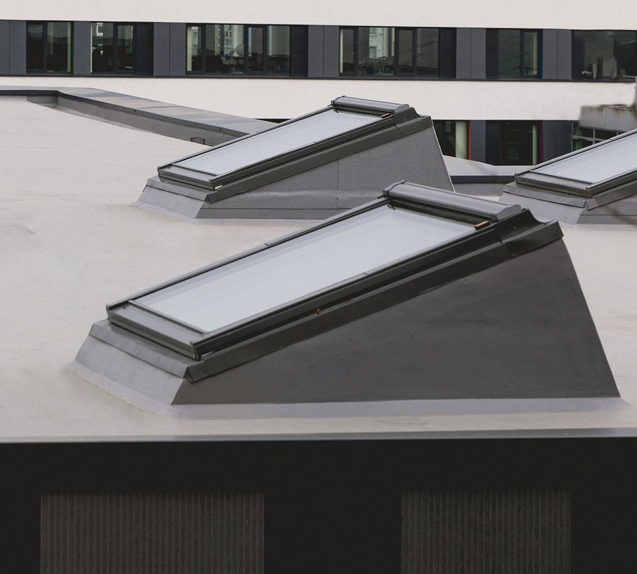 System do dachów płaskich