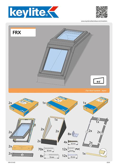 Instrukcja montażu FRX
