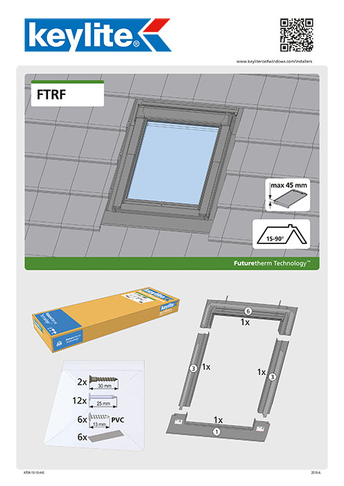Instrukcja montażu FTRF