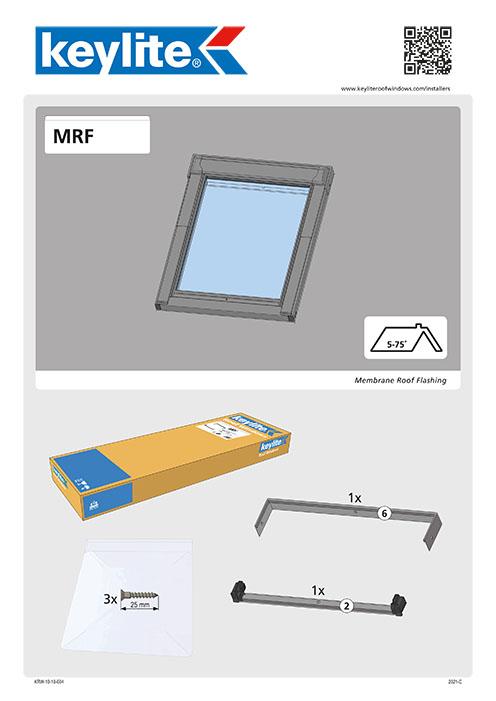 Instrukcja montażu MRF