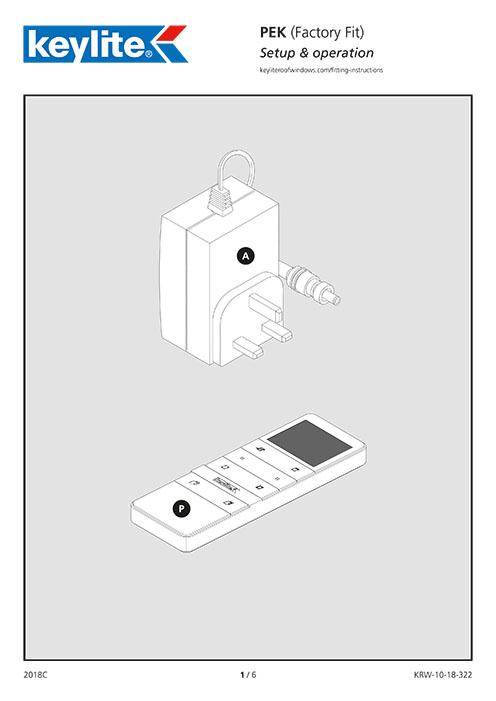Instrukcja montażu PEK Factory