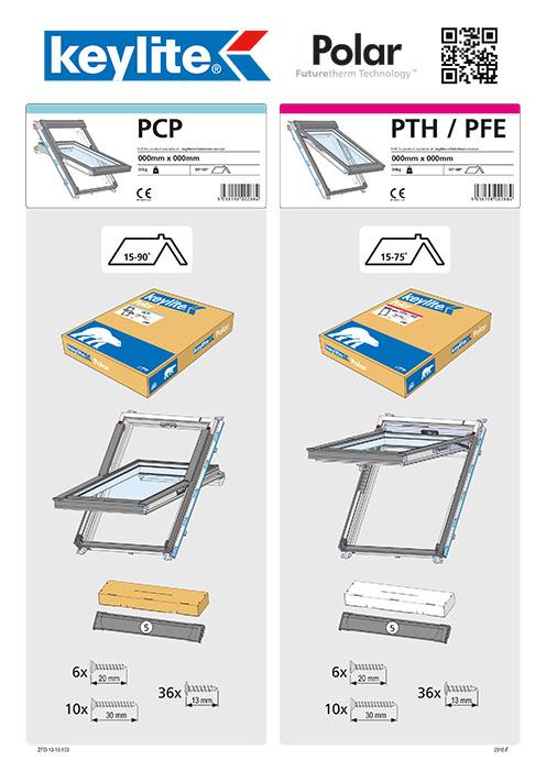 Instrukcja montażu okna PVC Polar