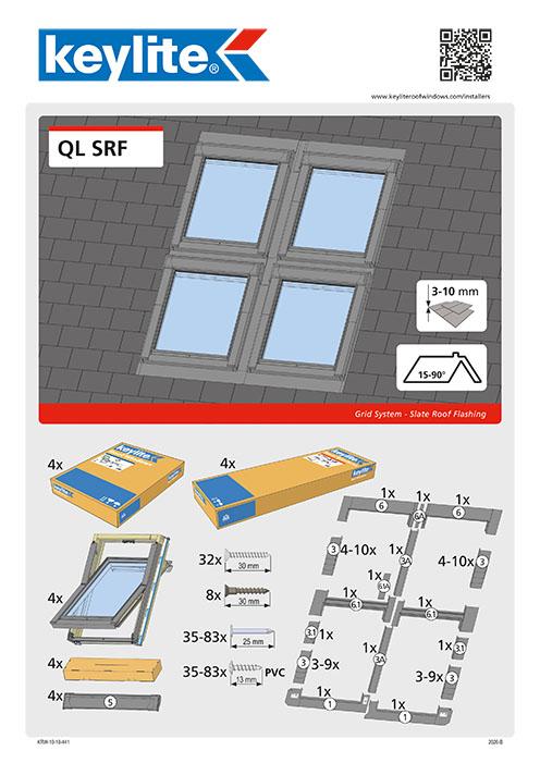 Instrukcja montażu QL-SRF