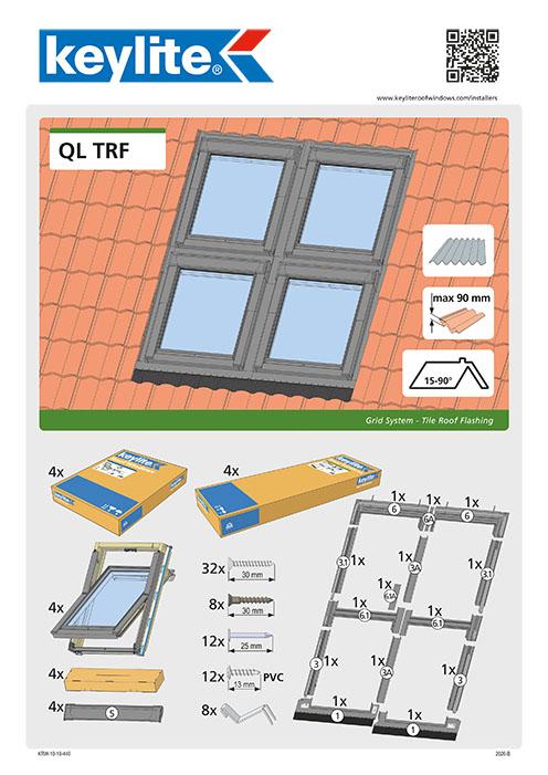Instrukcja montażu QL-TRF