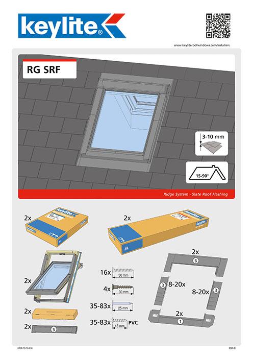 Instrukcja montażu RG-SRF