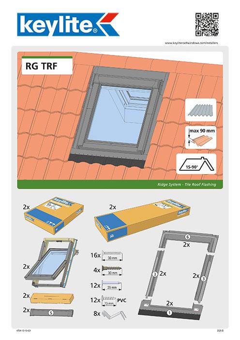 Instrukcja montażu RG-TRF