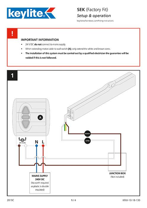 Instrukcja montażu SEK Factory