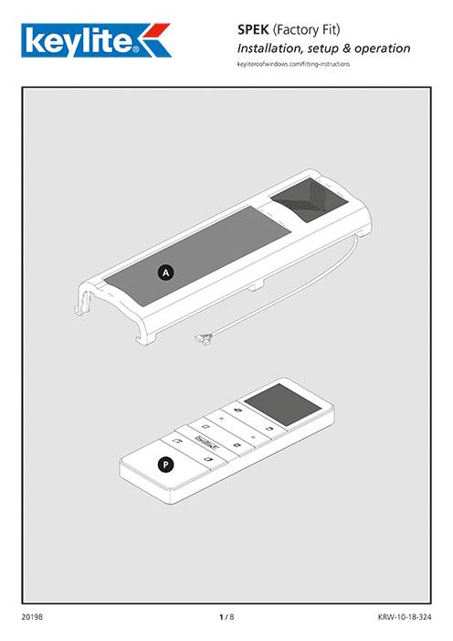 Instrukcja montażu SPEK Factory