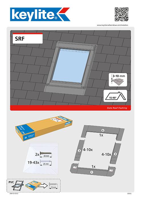 Instrukcja montażu SRF