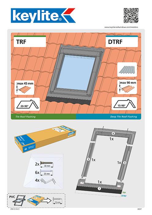 Instrukcja montażu TRF-DTRF