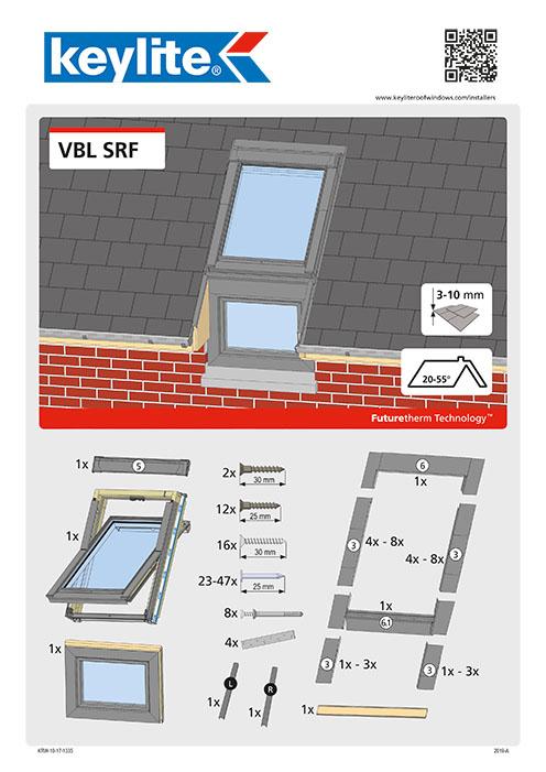Instrukcja montażu VBL-SRF