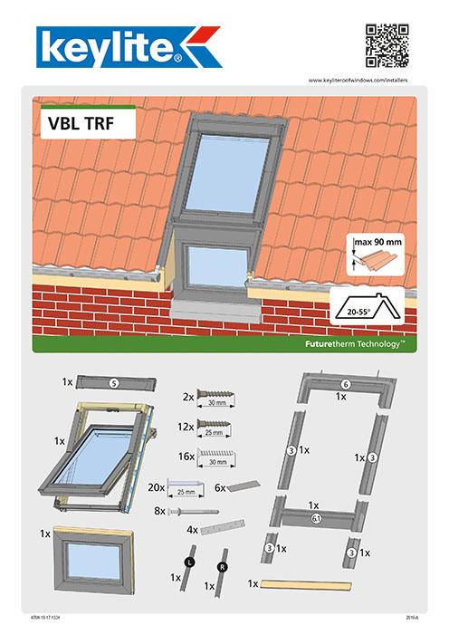 Instrukcja montażu VBL-TRF