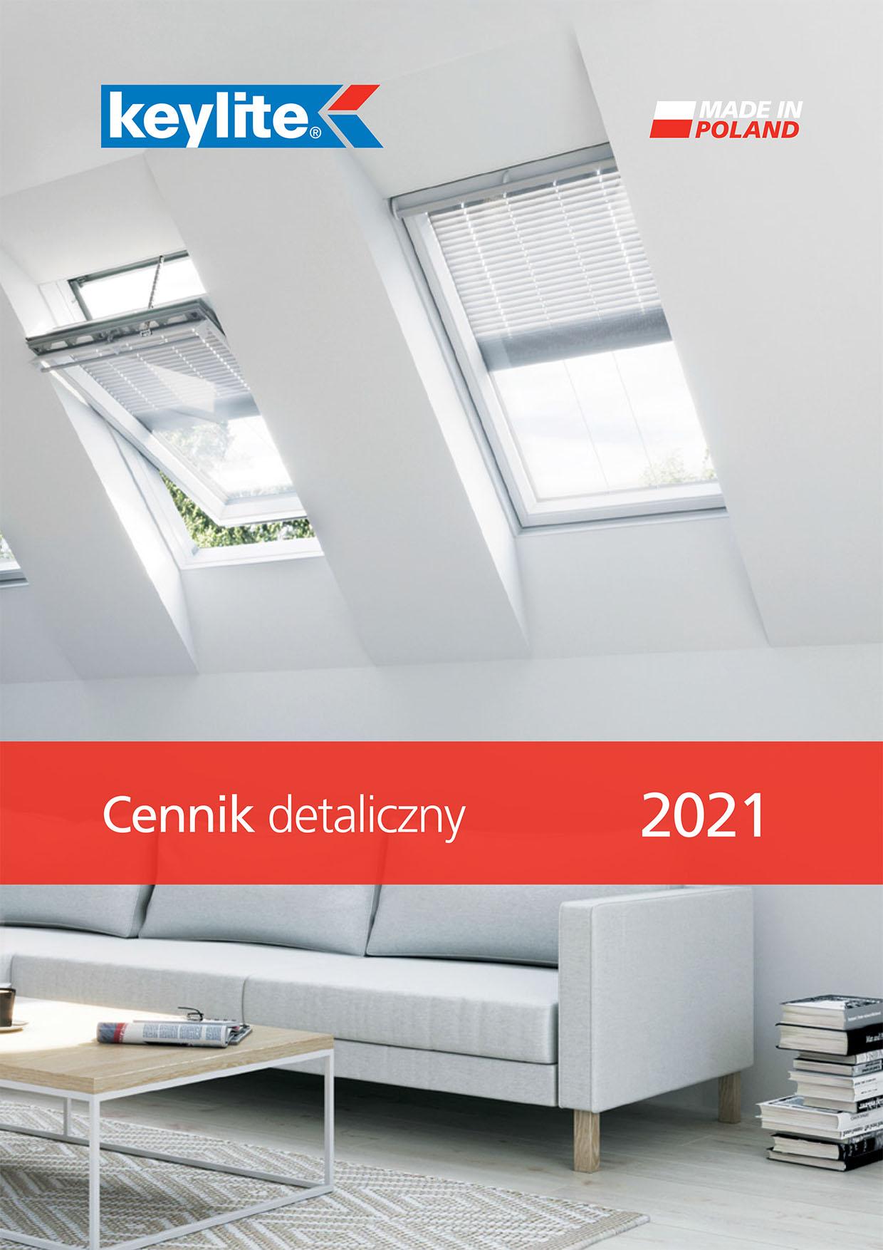Cennik detaliczny 2021