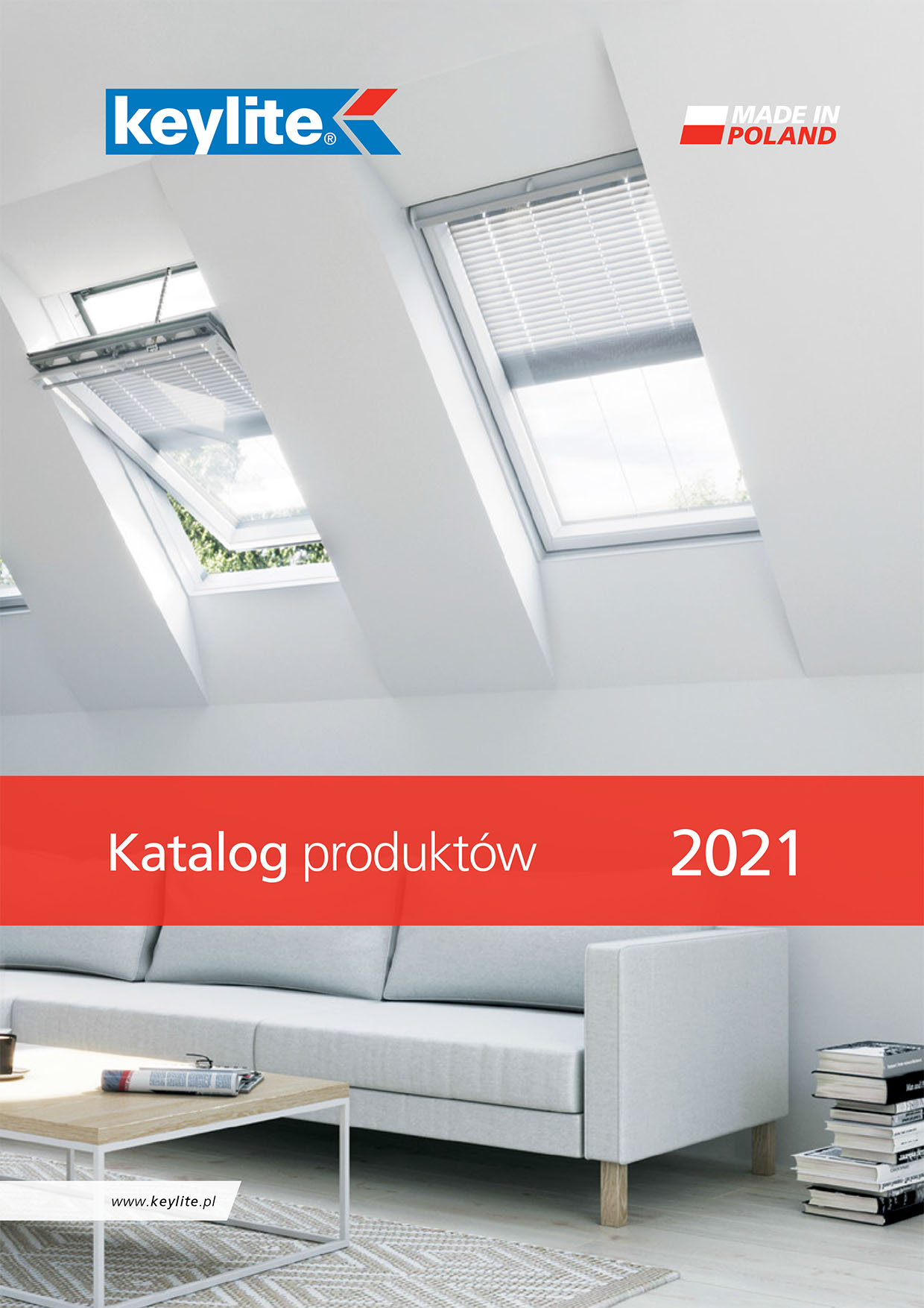 Katalog produktów 2021